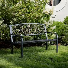 Oasis Outdoor Patio Furniture by Garden Oasis Ashland Garden Bench Outdoor Living Patio