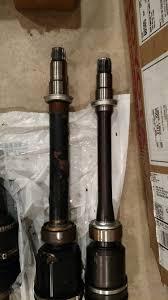 lexus rx330 cv joint front drive shafts oem vs aftermarket clublexus lexus forum