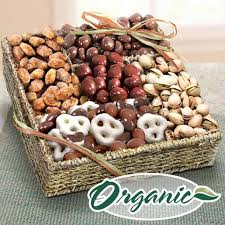 Fruit And Nut Gift Baskets Organic Fruit Gifts A Gift Inside