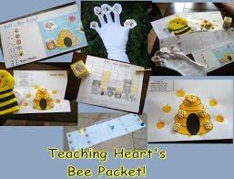 honey bee decorations for your home insects unit for teachers links to printables lessons ideas