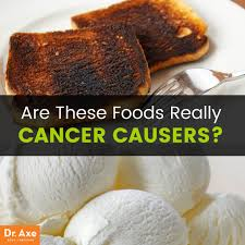 are these cancer causing foods in your diet dr axe