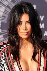 kim k shoulder length hair shoulder length haircuts kim kardashian