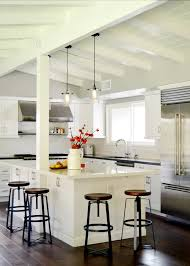 post and beam kitchen kitchen contemporary with pillar industrial pillar c andleholders with stainless steel appliances