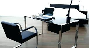Modern Desks Small Spaces Small Modern Desk Bethebridge Co