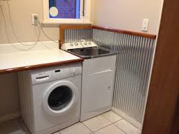 home decor using recycled materials my new laundry using recycled timber and recycled benchtop and