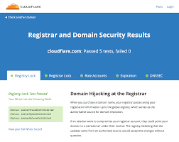 Domain Names Only Title Introducing Cloudflare Registrar Designed For Security Not The