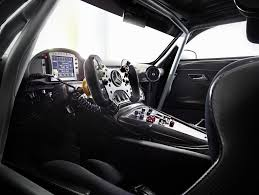 2016 Mercedes Benz Amg Gt3 Race Car Interior Photo Steering
