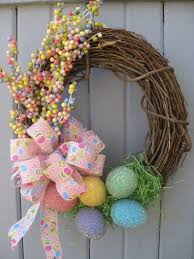 how to make easter wreaths 11 best easter images on wreaths easter