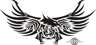 tribal eagle by jhin22000 on deviantart