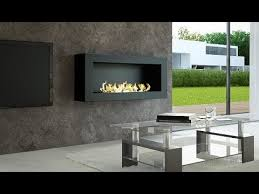 ethanol kamin design bio ethanol fireplace with remote smart modern design
