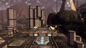 Fallout New Vegas Map With All Locations by X 13 Research Facility Fallout Wiki Fandom Powered By Wikia