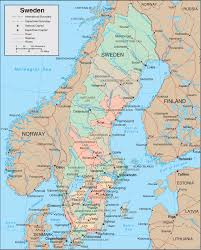 map of sweden maps of sweden map library maps of the world