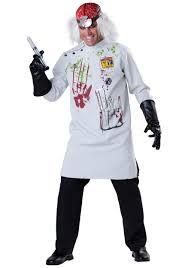 mens costume mens mad scientist costume costumes