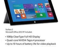 micro center black friday 2014 tiger direct black friday 2014 deals include microsoft surface 2