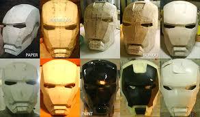 my iron man helmet pt 1 by ellunare on deviantart