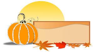 pumpkin svg free pumpkin sign banner clip art at clker com vector clip art online