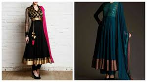 dress design umbrella latest long umbrella frocks party wear dress designs for girls 2018