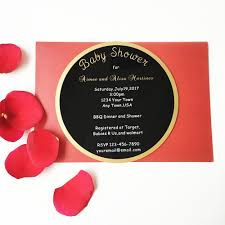 Black Invitation Card Compare Prices On Invitation Card Black Online Shopping Buy Low