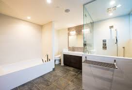 Bathroom Colours Modern Two Storey Home With Narrow Roof Lines By Elemental Design
