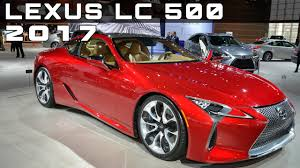 how much is the lexus lc 500 going to cost 2017 lexus lc 500 review rendered price specs release date youtube