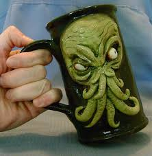 Coffee Mugs For Sale Cthulhu Beer Mug For Sale By Thebigduluth On Deviantart Other
