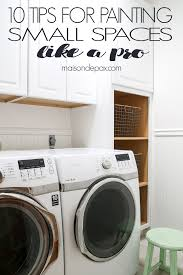 tips for painting small spaces maison de pax