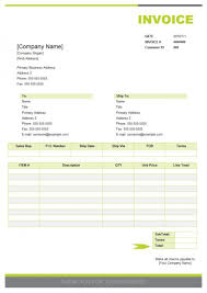 service invoice template google docs free invoice