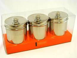kitchen canister set vintage kitchen canister sets ideas three kitchen canister set
