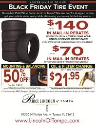 black friday deal on tires pre black friday sales u0026 service event going on now