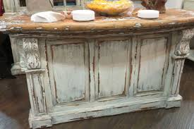country kitchen island distressed country kitchen island bar counter