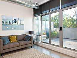 commercial glass sliding doors brilliant sliding glass doors with design decorating