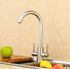 compare prices on double handles kitchen faucet online shopping