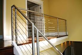 Cable Banister Arizona Custom Stairs Installers And Builders