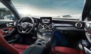 mercedes benz silver lightning interior the new c class