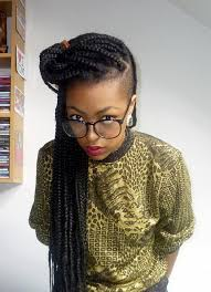 half shaved with braids braids hairstyles for half shaved women girly hairstyle inspiration
