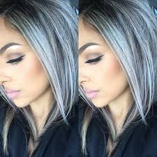 hair color for black salt pepper color wants to go blond 25 new gray hair color pinteres