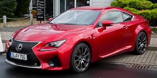 lexus sports car 2 door lexus rc wikipedia
