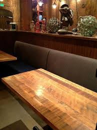 reclaimed wood restaurant table tops custom blue mermaid reclaimed wood restaurant tables