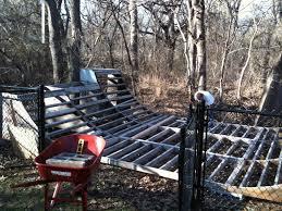 wooden planks u0026 concrete banks