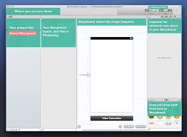 how to prototype in xcode using storyboard meng to ui ux designer