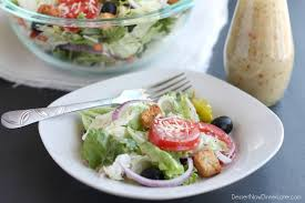 Garden Salad Ideas Copycat Olive Garden Salad Dressing Dessert Now Dinner