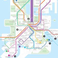Septa Rail Map Metro Train Map The World U0027s Best Designed Metro Maps Glantz