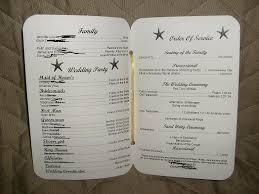 Diy Wedding Programs Hobby Lobby Wedding Program Templates Tbrb Info