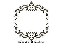 190 decorative border vectors free vector