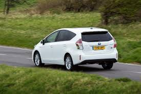 mpv car 2017 2017 toyota prius adds refinement revised cvt and new infotainment