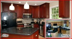 what is the cost to reface kitchen cabinets average cost of cabinets for kitchen average cost refacing kitchen