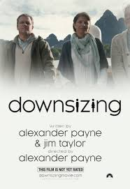 downsizing movie downsizing is a tagline in search of a film movie time guru