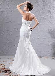 robe de mari e magnifique robe mariée magnifique sirène blanche effet encolure coeur en