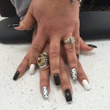acrylic fill with gel overlay nice and thin yelp