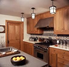 craftsman style kitchen cabinets red turkish pattern mat plain